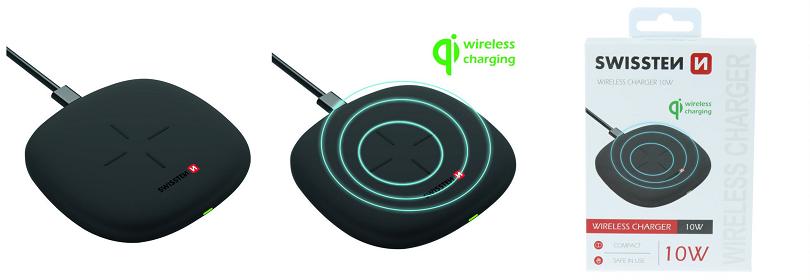 swissten wireless charger