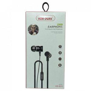 in-ear headphones vd-e01