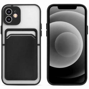 adhesive card holder phone case